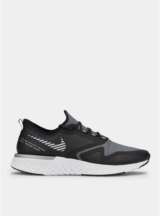 Black / Cool Grey Odyssey React Shield 2 Sneakers