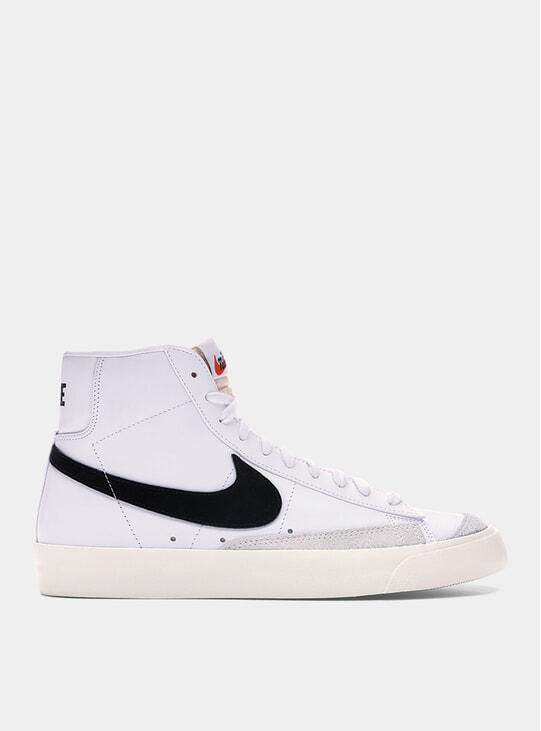 White / Black Mid '77 Vintage Blazer