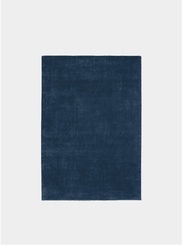 Muted Blue Grand Rug