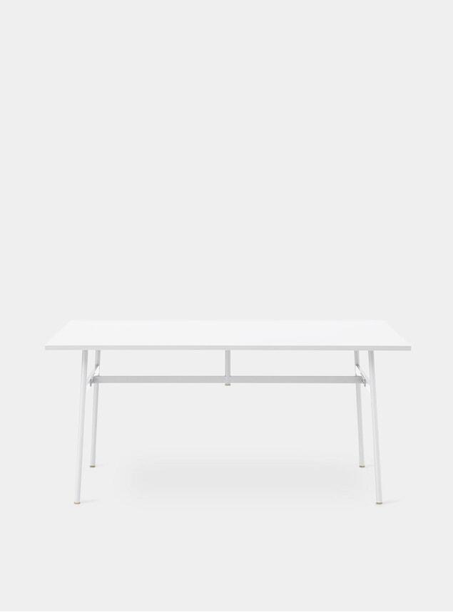 White Union Table