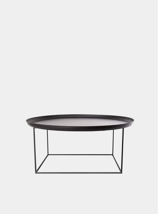 Earth Black Duke Large Coffee Table