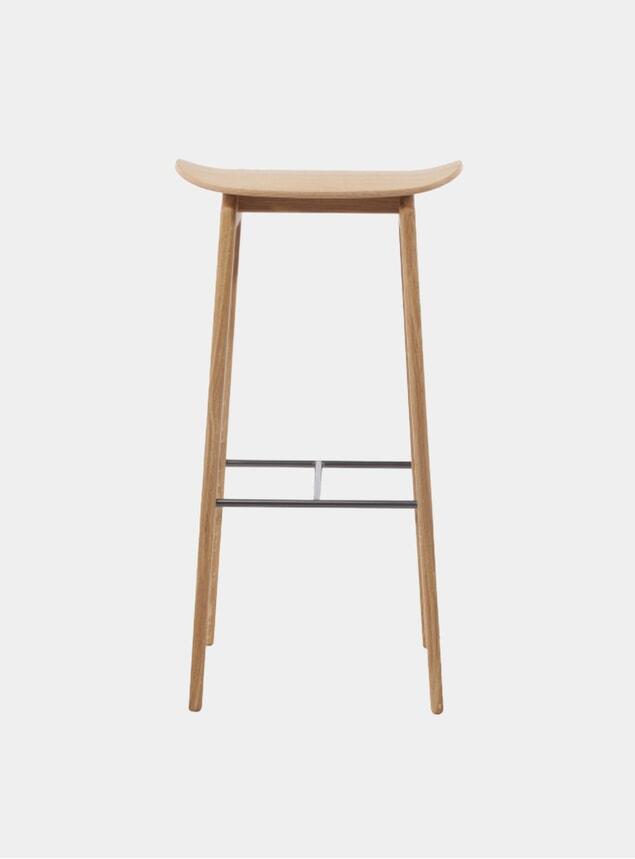 Natural NY11 Bar Chair
