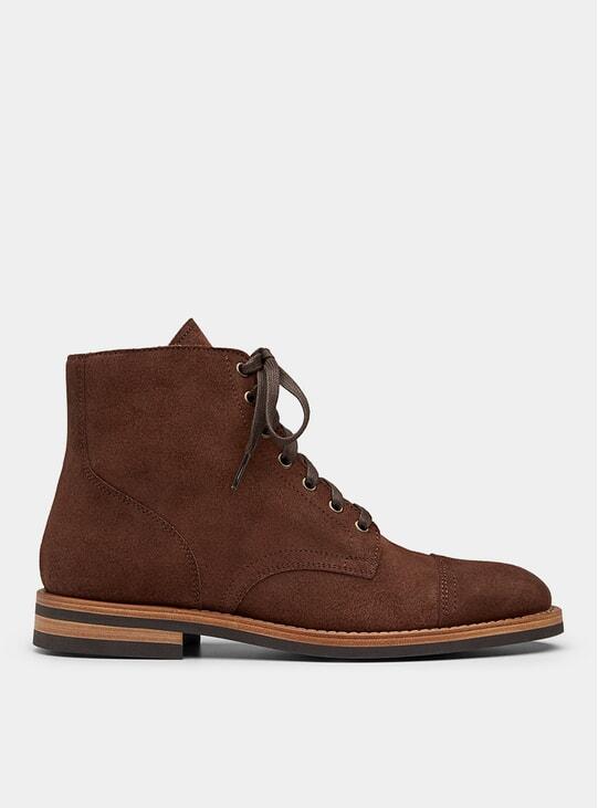 Brown SB 1 Boots
