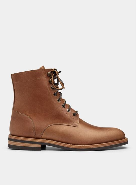 Natural Wilson Boots