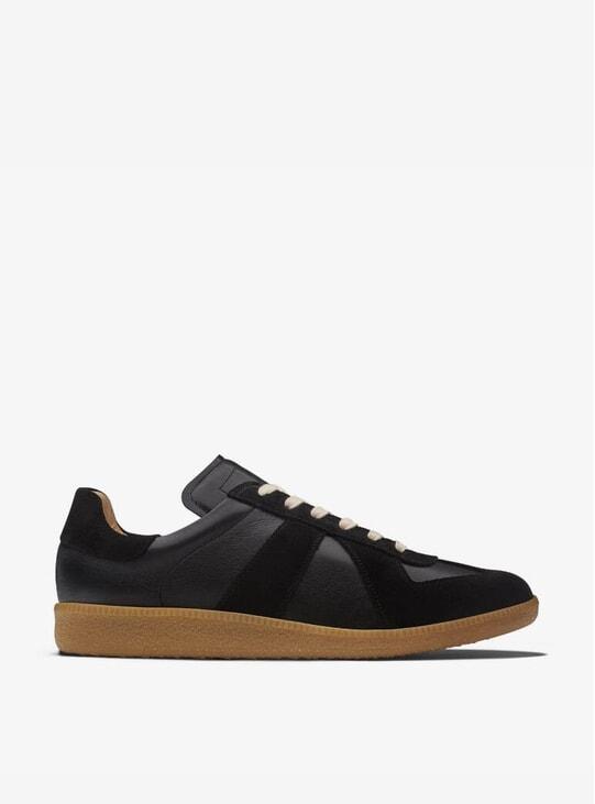 Black GAT Sneakers
