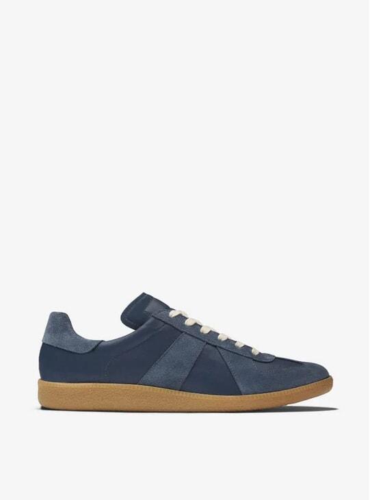 Navy GAT Sneakers