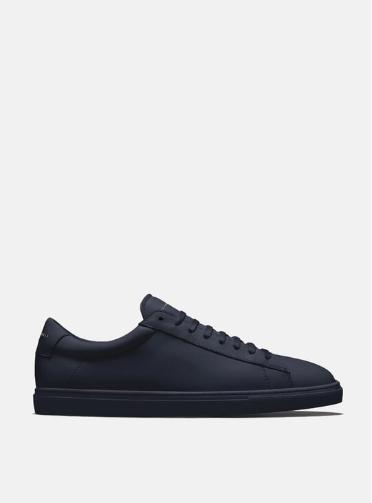 Navy Low 1 Sneakers