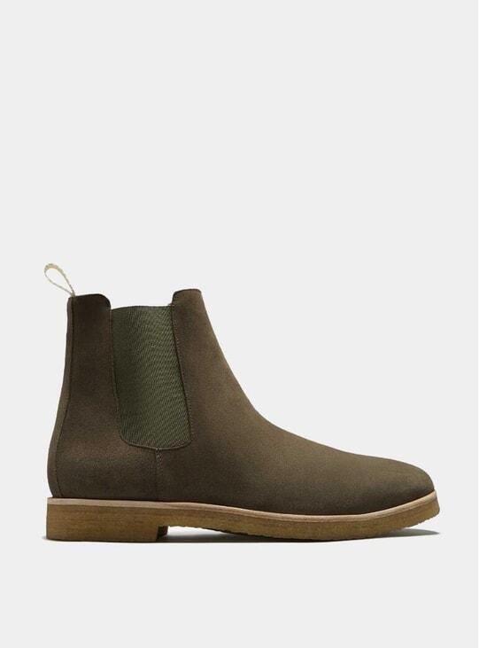 Truffle Chelsea Boots
