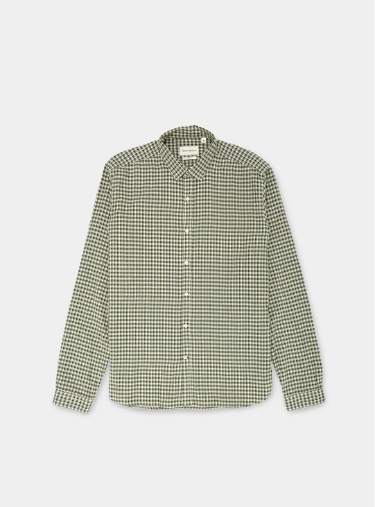 Green Throndon Havana Shirt