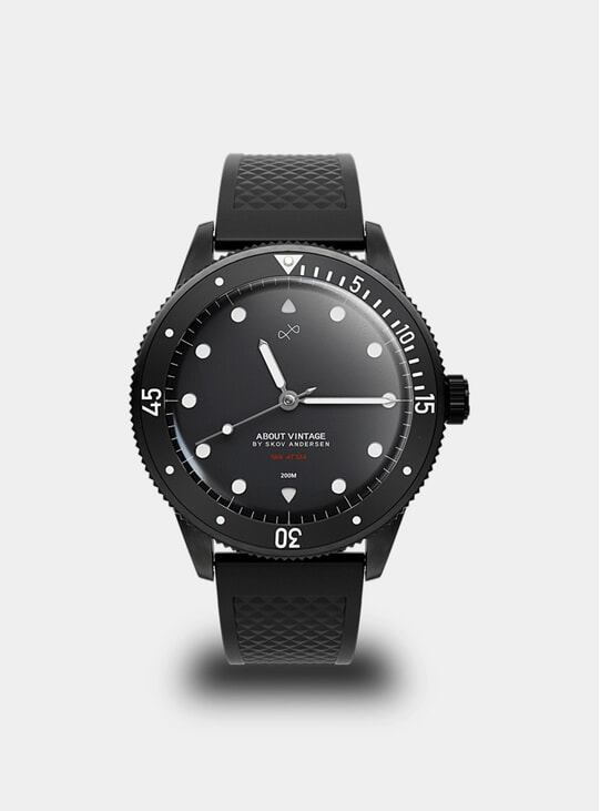 All Black 1926 At'sea Watch