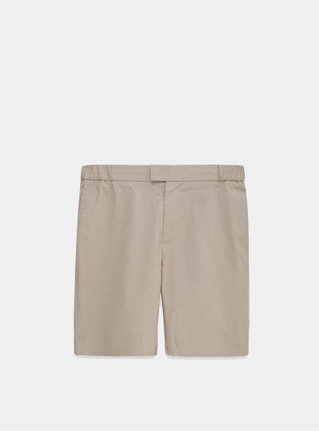 Beige 12 Shorts