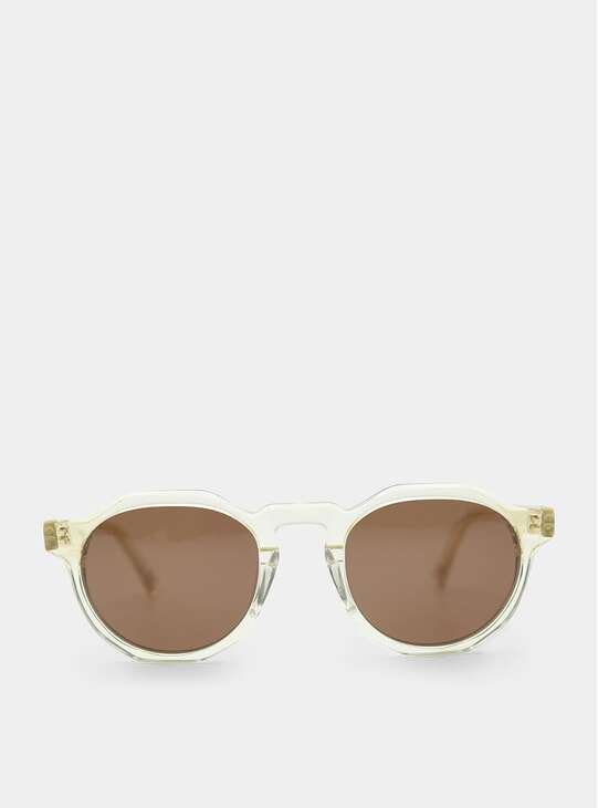 Champagne Pinto Sunglasses