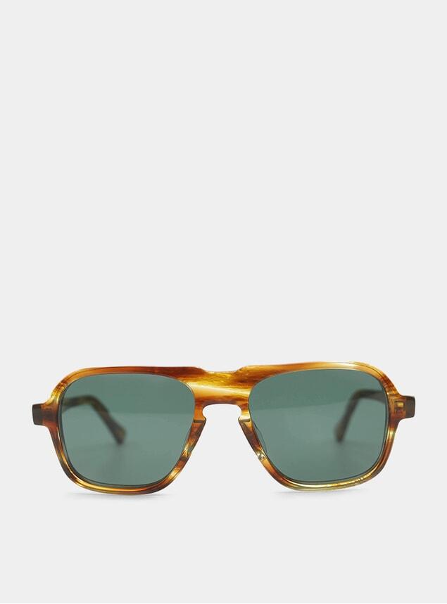 Havana Fraser Sunglasses