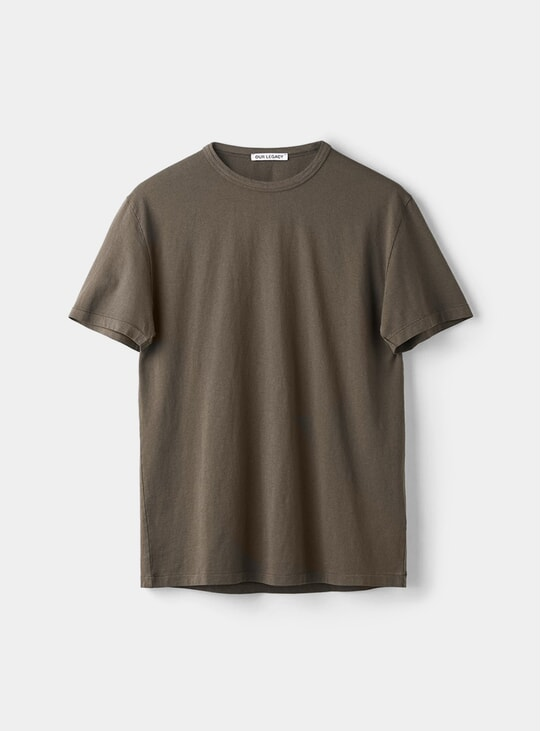 Cigar Brown Perfect T Shirt