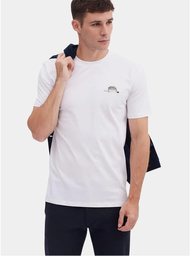 White Dumplings T Shirt