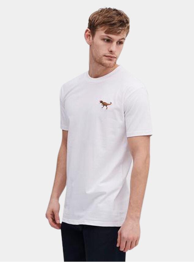 White T-Rex T Shirt