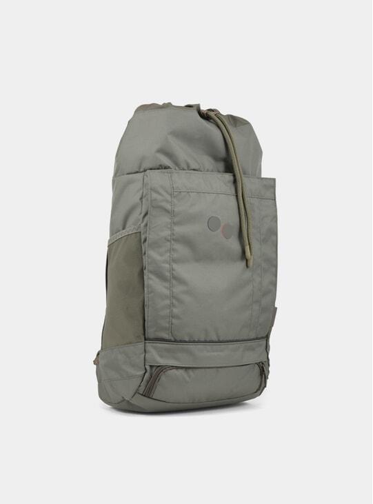 Airy Olive Medium Blok Backpack