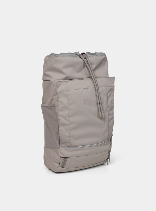Cement Taupe Blok Backpack