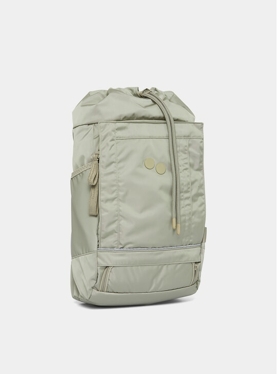 Esker Green Medium Blok Backpack