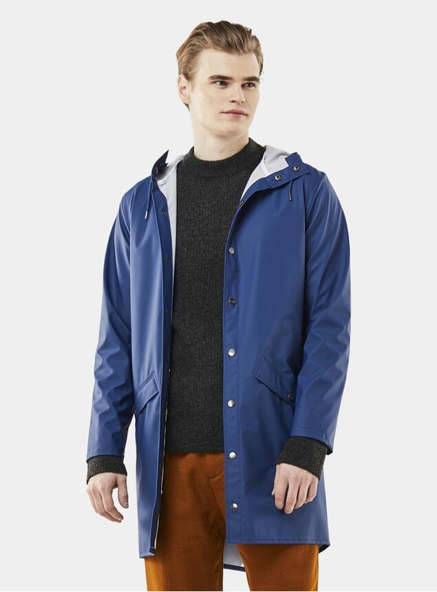 Klein Blue Long Jacket