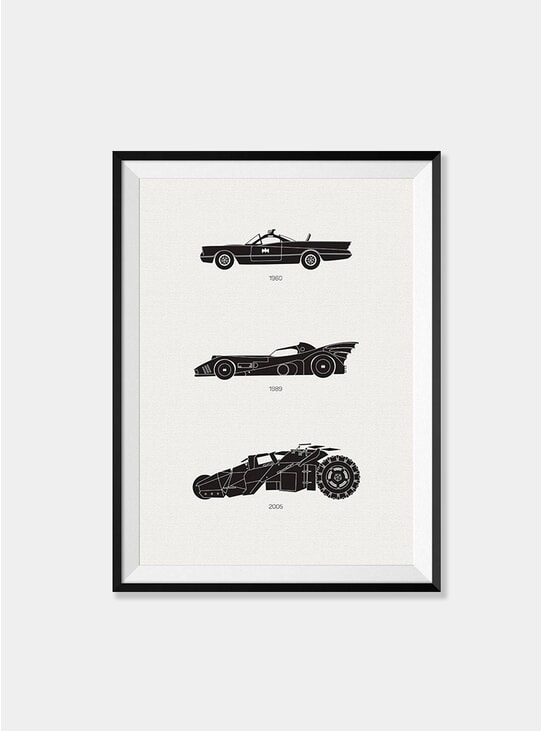 Holy Smokes! Batman Print