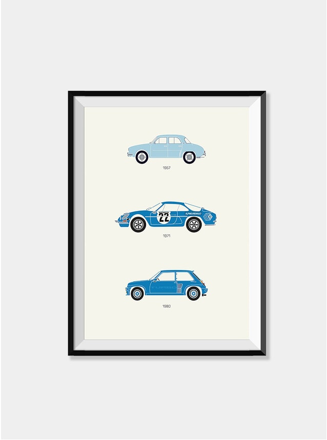 The French Connection - Renault Print