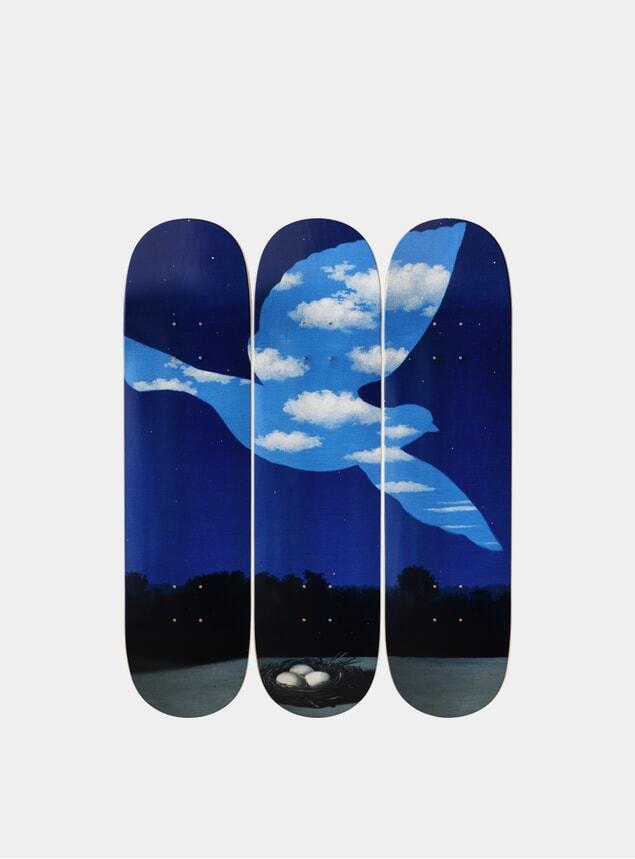 René Magritte, Le Retour Triptych