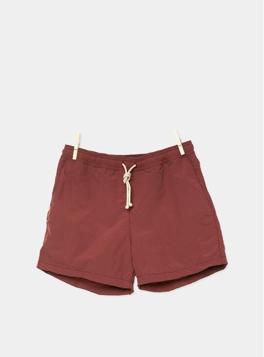 Rosso Veneziano Swim Shorts