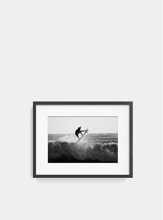 Daniel. Lower Trestles California by Issac Zoller