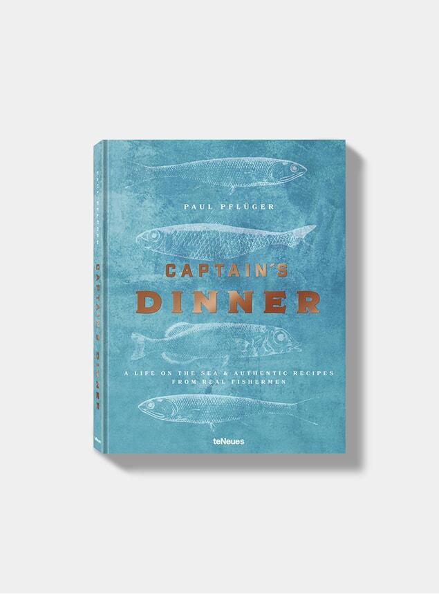 Captain's Dinner Book