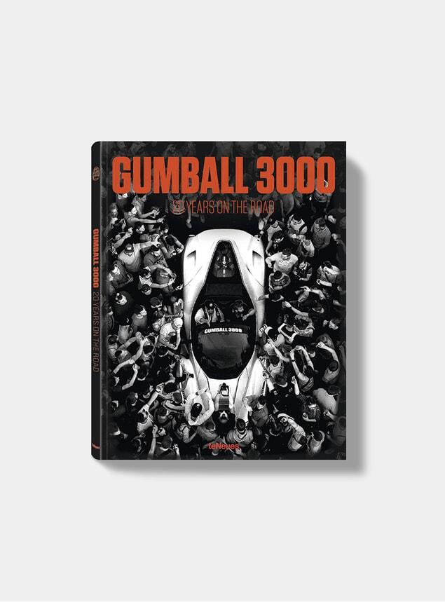 Gumball 3000 Book