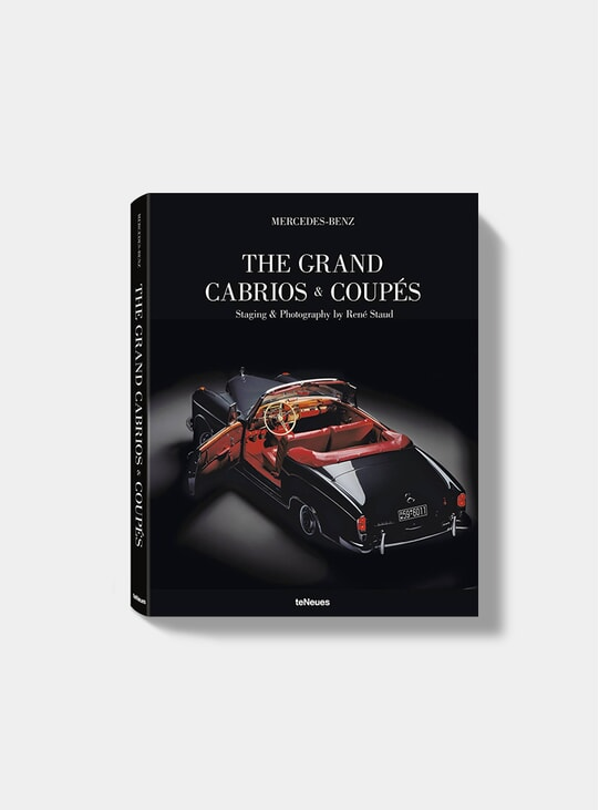 Mercedes-Benz The Grand Cabrios & CoupéBook