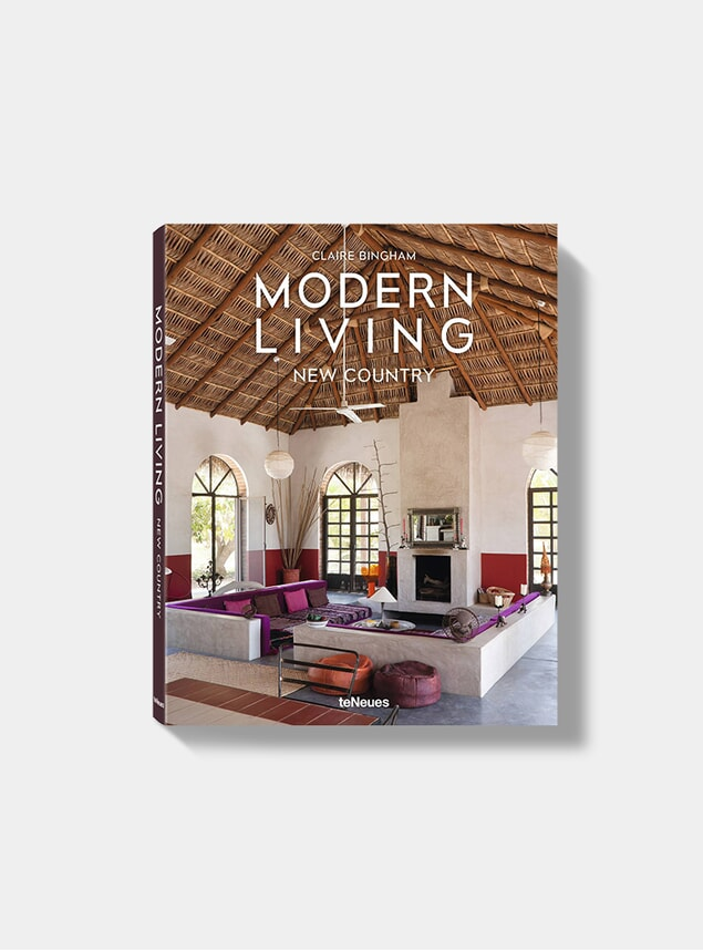 Modern Living: New Country Book