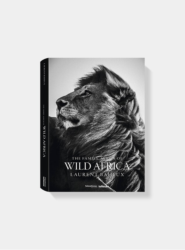 The Family Album of Wild Africa Book