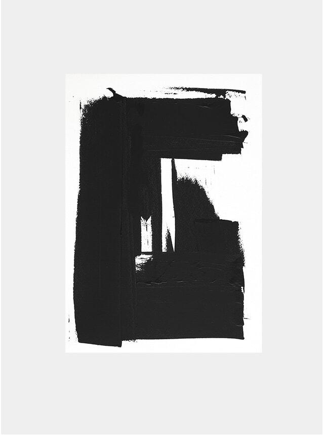 Abstract Letter 2 Original Artwork