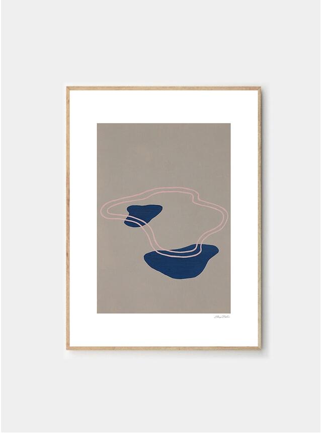 Archipelago II Print by Sheryn Bullis