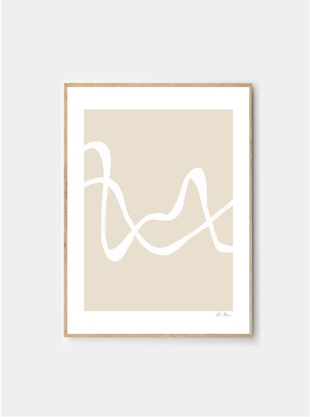 Studio Composition 03 Print by Rubin Studio