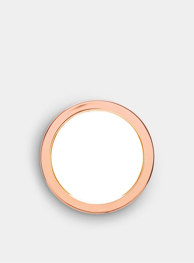 Copper Round Spot Surface Light