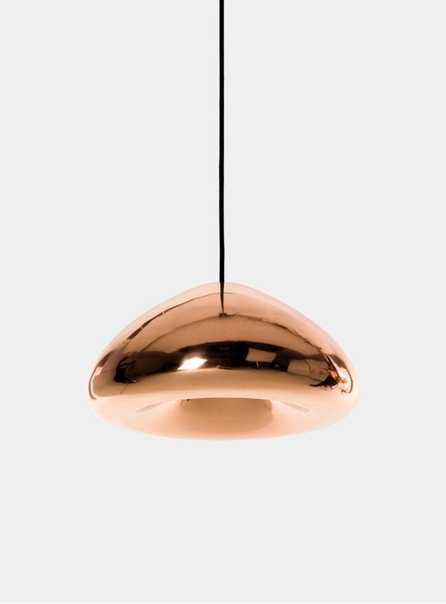 Copper Void Pendant Lamp
