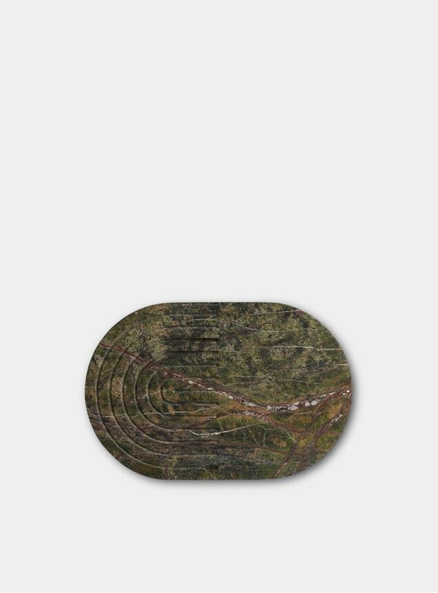 Oblong Rock Serving Board