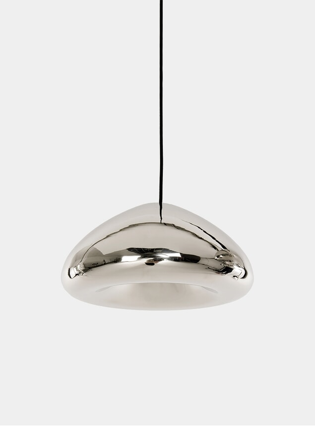 Steel Void Pendant Lamp