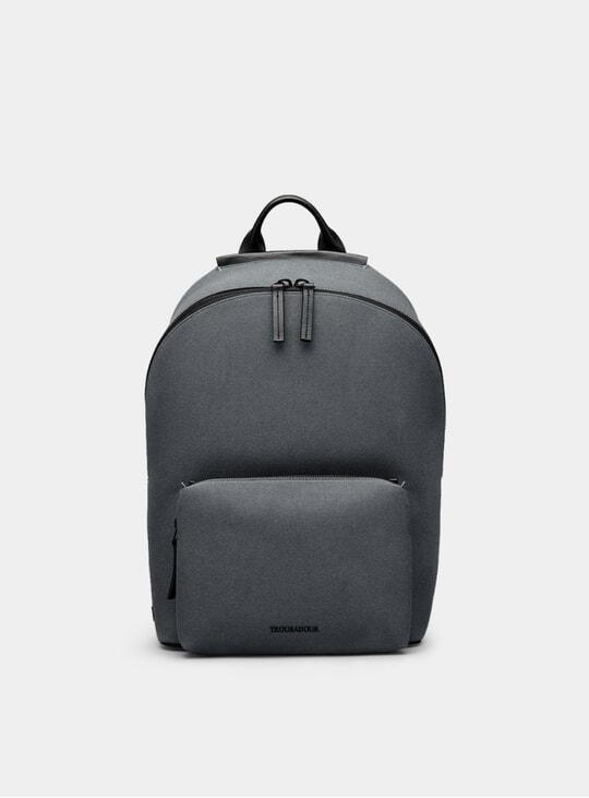 Grey Canvas Nylon Adventure Slipstream Rucksack