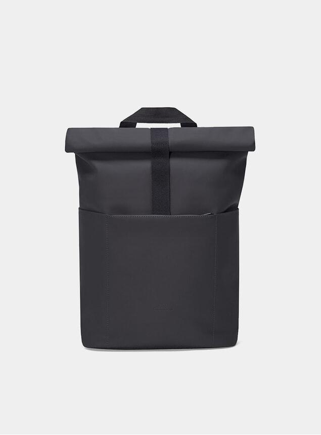 All Black Hajo Mini Backpack