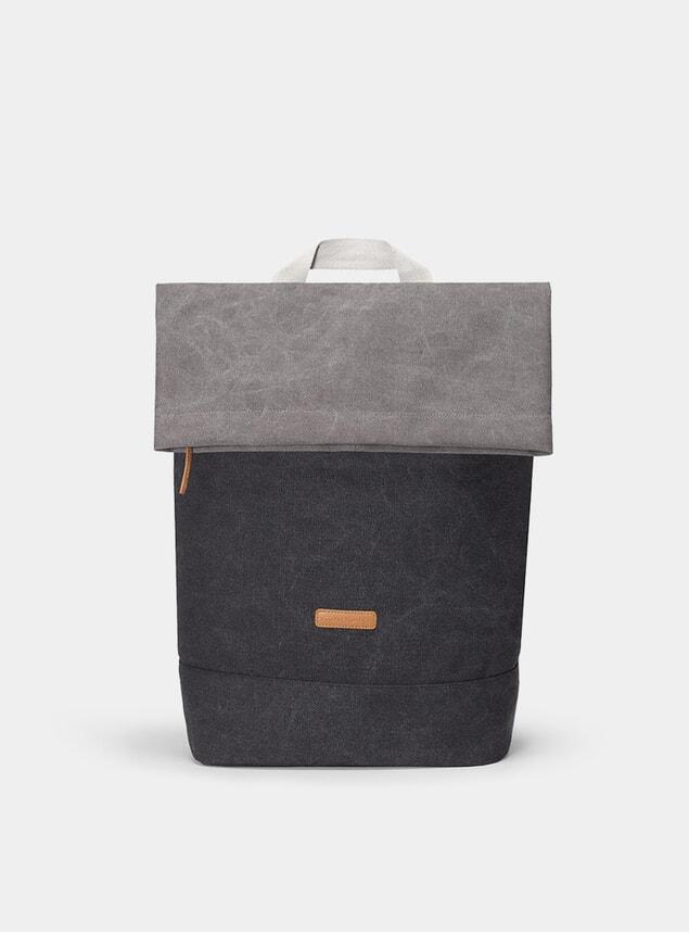 Black / Grey Karlo Backpack