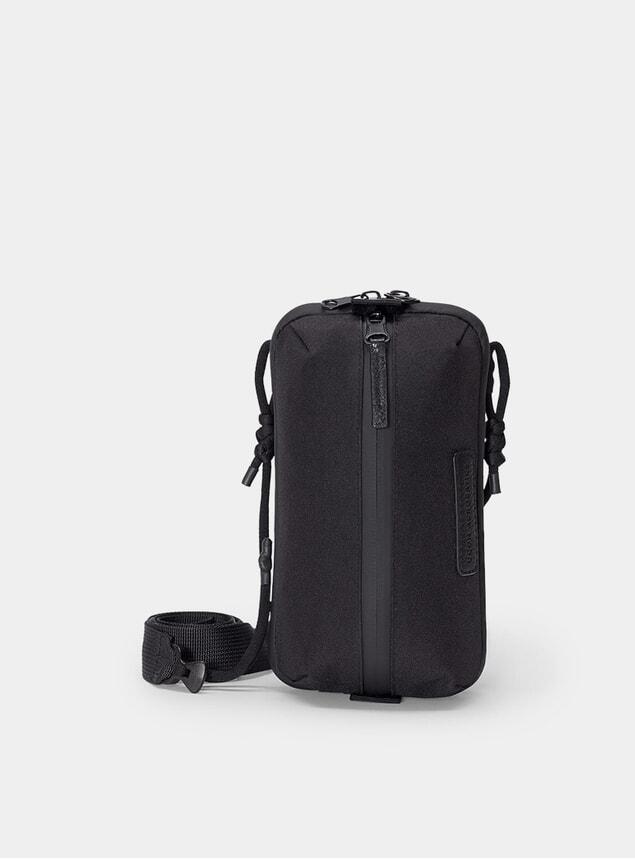 Black Matteo Backpack