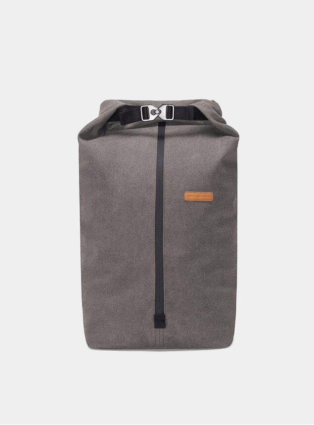Grey Frederik Backpack