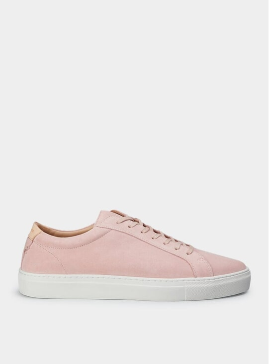 Powder Suede Series 1 Sneakers