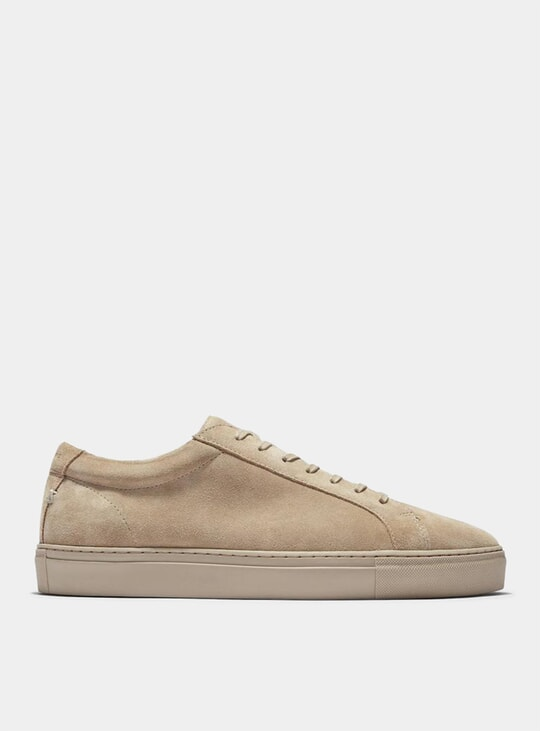 Putty Triple Suede Series 1 Sneakers