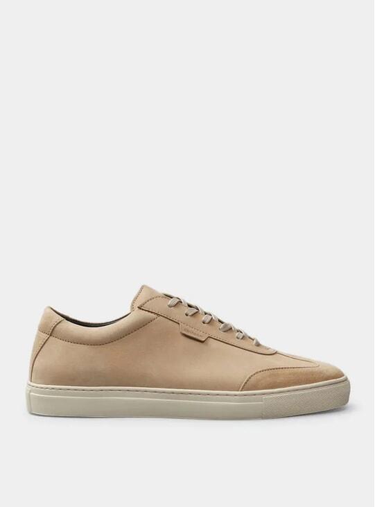 Stone Suede & Nubuck Series 3 Sneakers