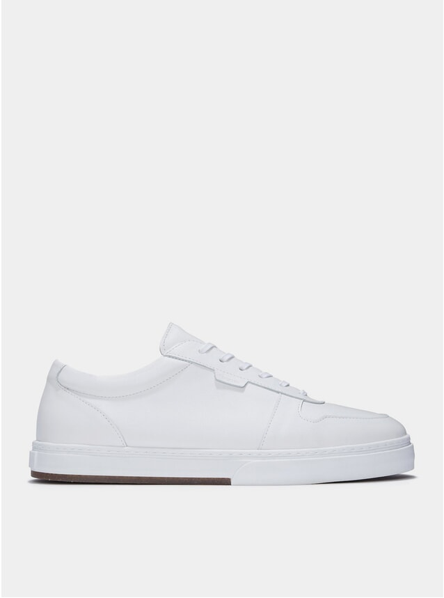 White Series 6 Sneakers